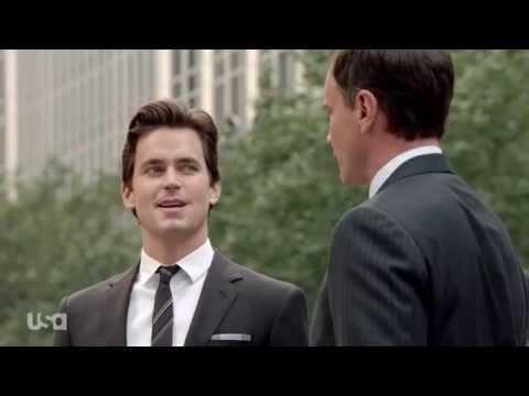 White Collar season 6 and Covert Affairs season 5 crossover promo (HD)