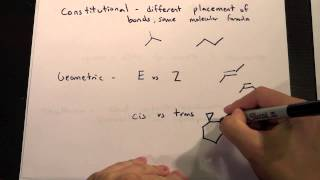 MCAT Question Of The Day 7 Ochem Isomers