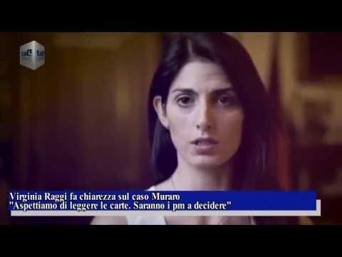 Virginia Raggi fa chiarezza sul caso Muraro