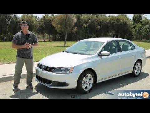 2013 Volkswagen Jetta TDI Diesel Video Review