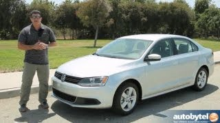 King Of Diesel Cars - 2013 Volkswagen Jetta TDI Test Drive&Car Video Review