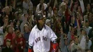 Boston Red Sox Manny Ramirez Retires - Take A Bow
