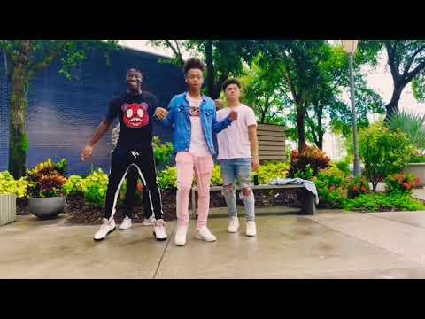 Chris Brown - Heat ft. Gunna (Official Dance Video) | HitDemFolks |
