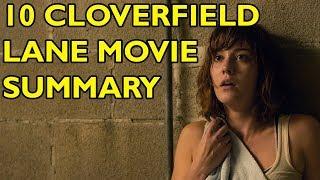 Movie Spoiler Alerts - 10 Cloverfield Lane (2016) Video Summary