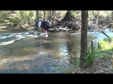 How to cross a river safely by AdventurePro