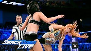 Video Becky Lynch vs. Billie Kay: SmackDown LIVE, June 19, 2018 MP3, 3GP, MP4, WEBM, AVI, FLV Juni 2018