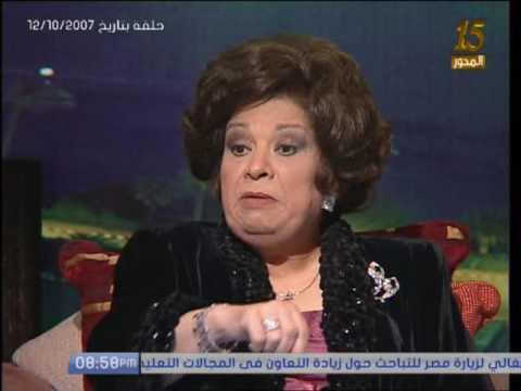 """شاهد- كريمة مختار تكشف تفاصيل مشهد وفاتها في """"يتربى في عزو"""""""