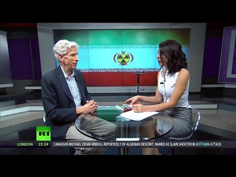 Iran's Non-Existent Nuke Program | Interview with Gareth Porter
