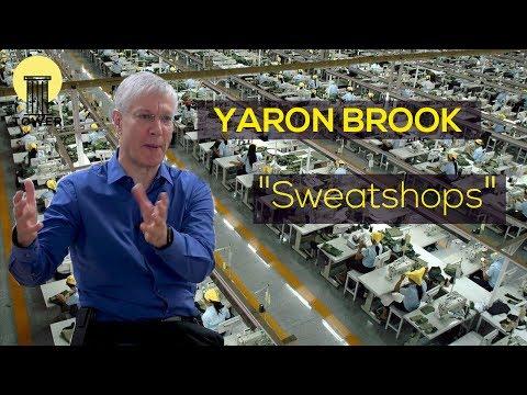 Yaron Brook - 'Sweatshops'