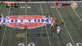 Calvin Barnett vs Missouri (2013)