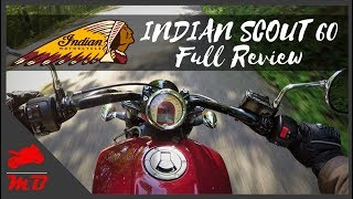 6. Indian Scout 60 Test Ride and Review