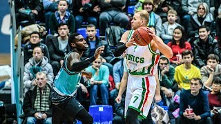 Match review VTB United league: «Astana» — «UNICS»