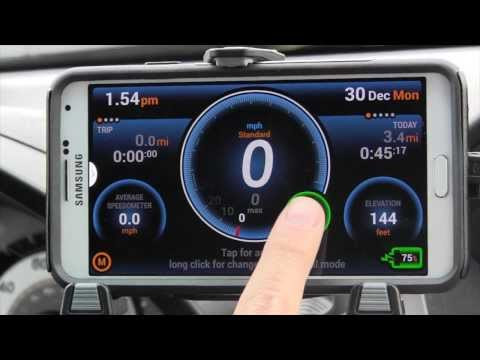 Video of Ulysse Speedometer Pro