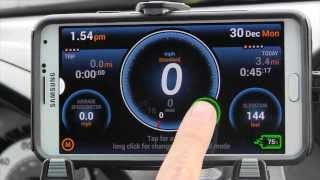 Ulysse Speedometer YouTube video