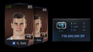 FIFA Online 3 เสี่ยพล +5 เบล u10 735,000,000 EP., fifa online 3, fo3, video fifa online 3