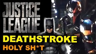 Ben Affleck Deathstroke REACTION - Justice League 2017 by Beyond The Trailer