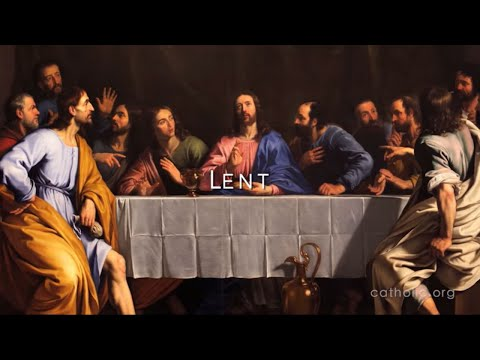 Lent-a season of repentance, fasting, and prayer.