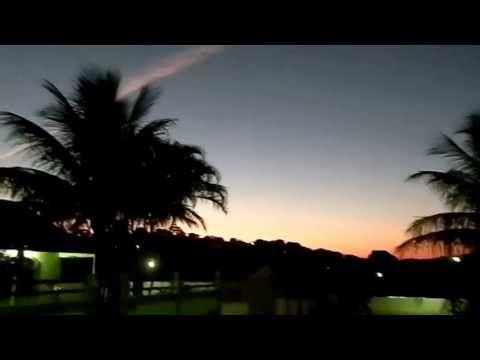 Pôr do Sol em Iguaba Grande 04/05/2013
