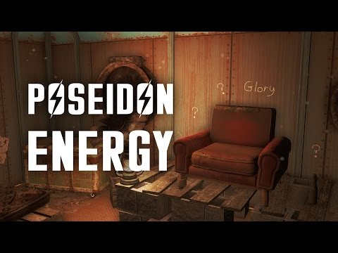 The Unsolved Mystery of Poseidon Energy and the #18-F Turbine - Fallout 4 Lore (видео)