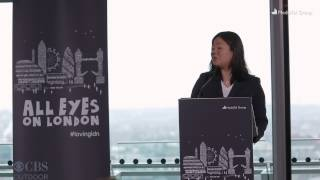 All Eyes On London: BBC's Linda Yueh On Why London Is An Economic Powerhouse