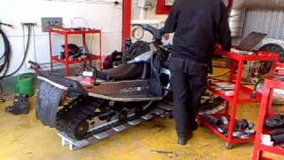 10. Dyno Test, 200 HP... snowmobile with Turbo
