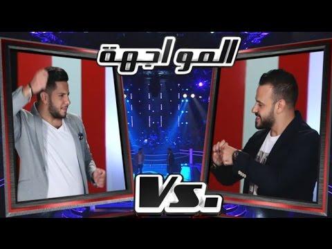 يزن رشيد وحسام الشامي يغنيان تعا ننسى في مواجهة The Voice