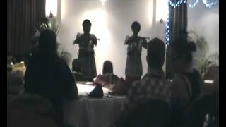 Fijian Meke Performance [Part 2]