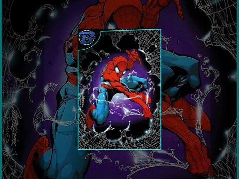 Spider-Man Homecoming - Dublado Motion Comic ( Marvel Comics )
