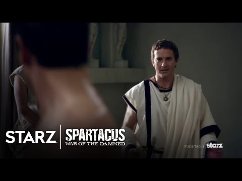 Spartacus: War of the Damned | Episode 1 Clip: Gory of Rome | STARZ