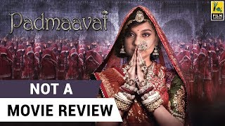 Video Padmaavat | Not A Movie Review | Sucharita Tyagi MP3, 3GP, MP4, WEBM, AVI, FLV April 2019