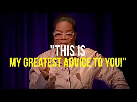 Oprah Winfrey | 5 Minutes For The NEXT 50 Years of Your LIFE