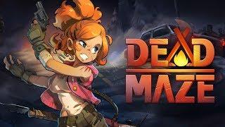 Анонсирована MMORPG про зомби Dead Maze