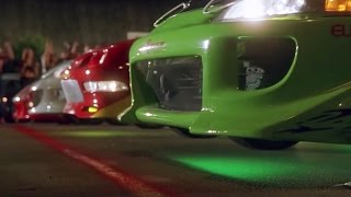 Fast And Furious   Street Race  Rx7 Vs Civic Vs Integra Vs Eclipse   1080hd  Car Info