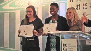 2015 Body Confidence Canada Awards (BCCAs)