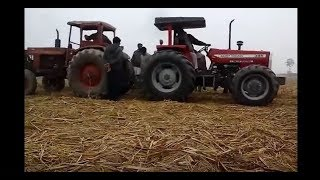 Massey Ferguson 385 Vs Belarus old  In Pakistan Must watch