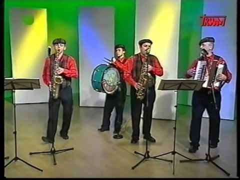 Kapela podwórkowa 'LEWINIACY' - koncert TV TRWAM cz. 1