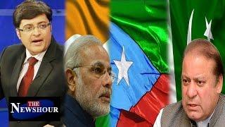 PM Modi's - Balochistan & PoK Pitch - The GAME CHANGER?: The Newshour Debate (15th Aug 2016)