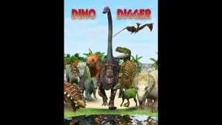 Dino Digger YouTube video