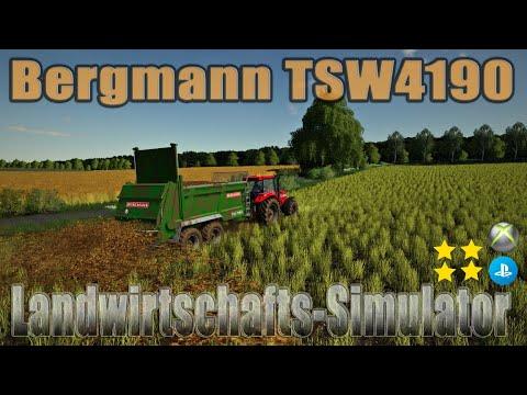 Bergmann TSW4190 v1.2.0.0