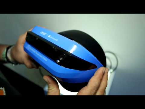 , title : 'Acer Mixed-Reality Headset im Hands-on'