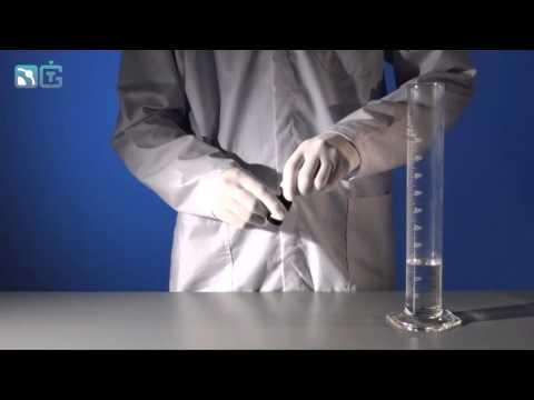 Обесцвечивание жидкости - химические опыты