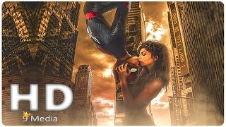 Spider-man: Far From Home (2019) Trailer Update, New Marvel Superhero Movie HD