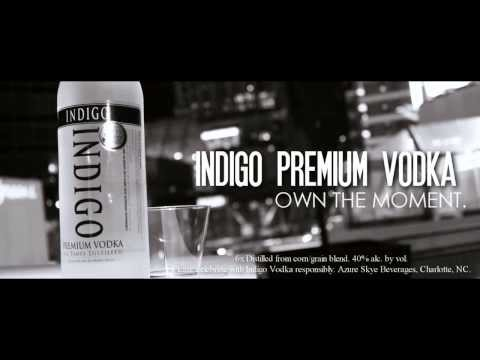 Video of Indigo Vodka