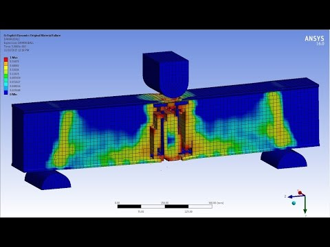 Crack Propagation Using Ansys