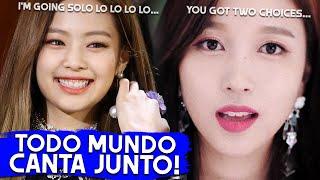 + TRECHOS que TODO MUNDO CANTA no K-POP