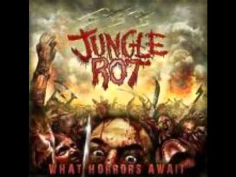Tekst piosenki Jungle Rot - Two Faced Disgrace po polsku