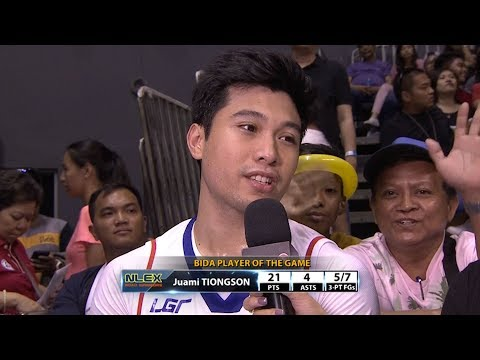 Best Player: Juami Tiongson | PBA Governors' Cup 2017