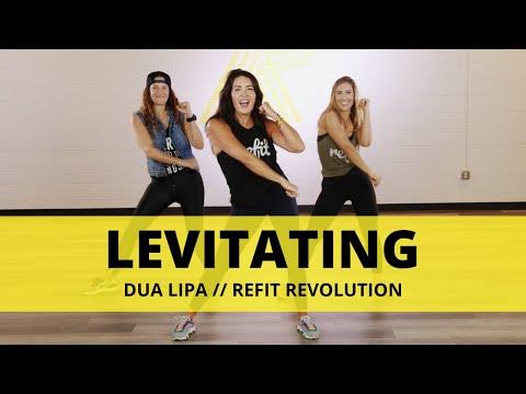 """Levitating"" || Dua Lipa  || REFIT® Revolution"