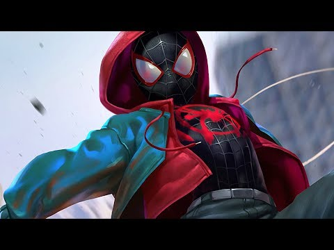 SPIDER-MAN PS4 INTO THE SPIDER-VERSE SUIT, SILVER LINING & FREE ROAM GAMEPLAY (Marvel's Spider-Man)