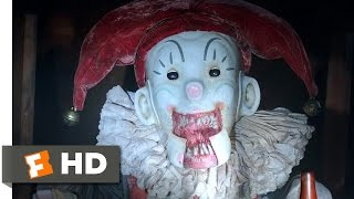 Nonton Krampus   Der Klown  Eater Of Children Scene  5 10    Movieclips Film Subtitle Indonesia Streaming Movie Download